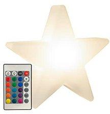 8 seasons Shining Star LED 60cm weiß (32066L)