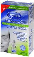 Reckitt Benckiser Optrex ActiSpray 2in1 für müde + überanstrengte Augen (10 ml)