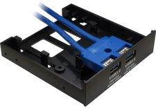 InterTech 2 Port USB 3.0 Frontpanel (88885242)