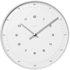 Junghans Uhren GmbH 367/6047.00 Max Bill 30 cm Quarz Ziffer