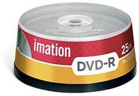 Imation DVD-R 4,7GB 120min 16x 25er Spindel