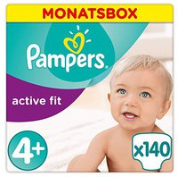 Pampers Active Fit Gr.4+ (9-20 kg)