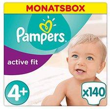 Pampers Active Fit Gr.4+ (9-20 kg)