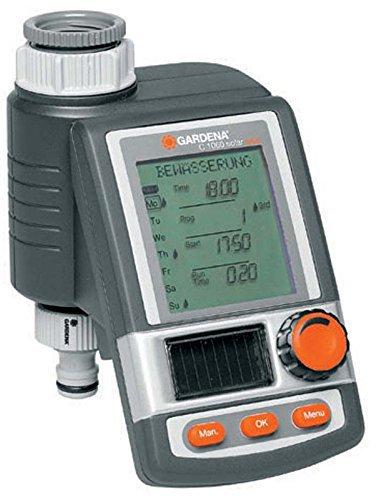 Gardena Bewässerungscomputer MasterControl C1060 plus