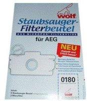 Wolf PVG Staubsaugerbeutel aus Micropor (0180)