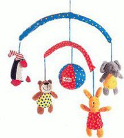 sigikid Soft-Mobile Tiere