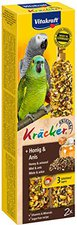 Vitakraft Kräcker African Honig für Papageien (2er)