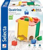 Selecta Spielzeug Quatrino