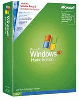 Microsoft Windows XP Home Edition SP3 OEM (DE)