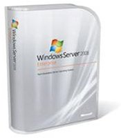 Microsoft Windows Server 2008 OEM (1 CAL) (DE)