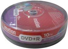 Imation DVD+R 4,7GB 120min 16x 10er Spindel