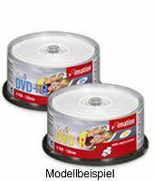 Imation DVD+R 4,7GB 120min 16x bedruckbar 10er Slimcase