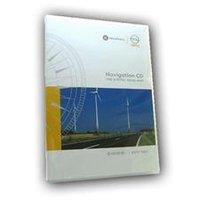 Navteq Opel Alpen CD70 2008/2009