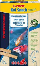 Sera Koi Snack Knabberstangen (20 St.)