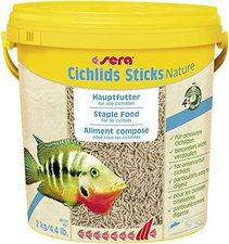 Sera cichlids Sticks (10 Liter)