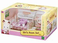 Sylvanian Families Schlafzimmer in Pink