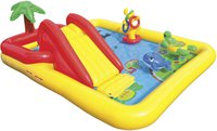 Intex Pools Playcenter Ocean 196 x 254 x 79 cm mit Rutsche