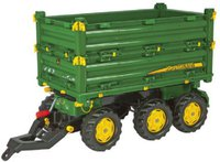 Rolly Toys Multitrailer John Deere