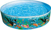 Intex Pools Fixpool Fisch 183 x 38 cm