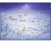 Ars Edition Winternacht Adventskalender
