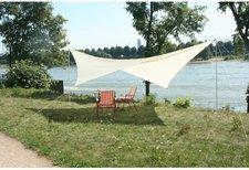 Peddy Shield Viereck-Sonnensegel 400 x 400 cm