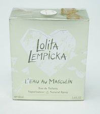 Lolita Lempicka L'Eau Au Masculin Eau de Toilette (100 ml)