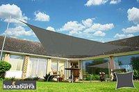 Kookaburra shade sails Sonnensegel 5,4 x 5,4 m Quadrat