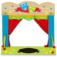 Fiesta Crafts Fingerpuppentheater