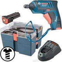 Bosch GSR Mx2Drive Professional mit 2 Akkus + Koffer (0 601 9A2 101)