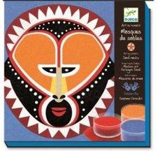 Djeco Masken aus farbigem Sand