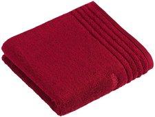 Vossen Vienna Style Handtuch rubin (60 x 110 cm)