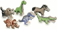 Small Foot Design 3D 6er-Set: Minis