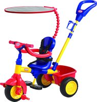 Little Tikes 3 In 1 Dreirad Blau Rot