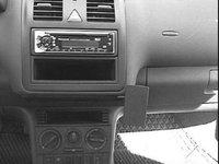 Brodit ProClip Volkswagen Polo Bj. 00-01