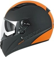 Shark Vision-R Becool schwarz/orange