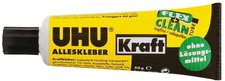 UHU Alleskleber Kraft Flex+Clean 50 g (46100)