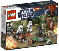 LEGO Star Wars Endor Rebel Trooper & Imperial Trooper Battle Pack (9489)
