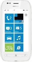 Nokia Lumia 710 Weiß ohne Vertrag