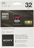 Sony SDHC 32GB Class 10 UHS-I (SF32UX)