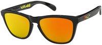 Oakley Frogskin OO9013 24-325 (polished black/fire iridium)