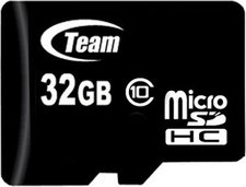 Team Group SDXC 32GB Class 10 UHS-I Card