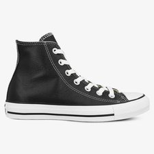 Converse Chuck Taylor All Star Leather Hi - black (132170)