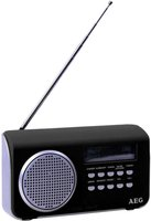 AEG Unterhaltungselektronik DAB 4130 schwarz
