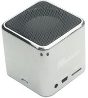 Jay-tech Mini Bass Cube SA101 silber