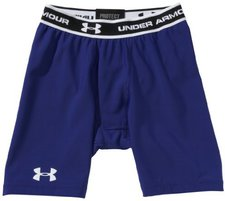 Under Armour Men's Heatgear Vented 7 Compression Shorts