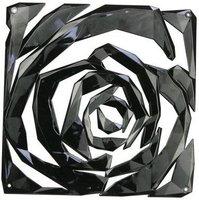 Koziol Romance B1 Raumteiler solid schwarz (11185)