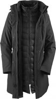 The North Face Women's Suzanne Triclimate Trench Tnf Black