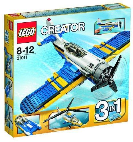 LEGO Creator - 3 in 1 Propellermaschine (31011)