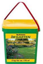 Beckmann - Im Garten Unkrautvernichter + Rasendünger 3 kg