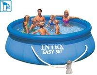 Intex Pools Easy-Pool-Set 366 x 76 cm mit Zubehör